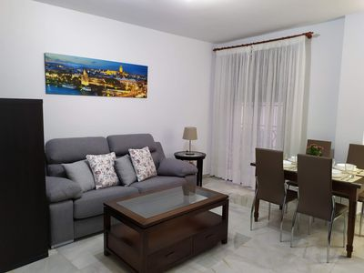 Photo for Beautiful apartment in El Arenal, heart of Seville