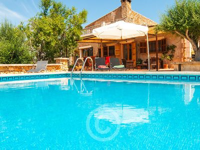 Photo for Country house with pool and beautiful terraces, quiet and inexpensive.