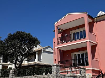 Photo for Kanoni apartment is a newly built house