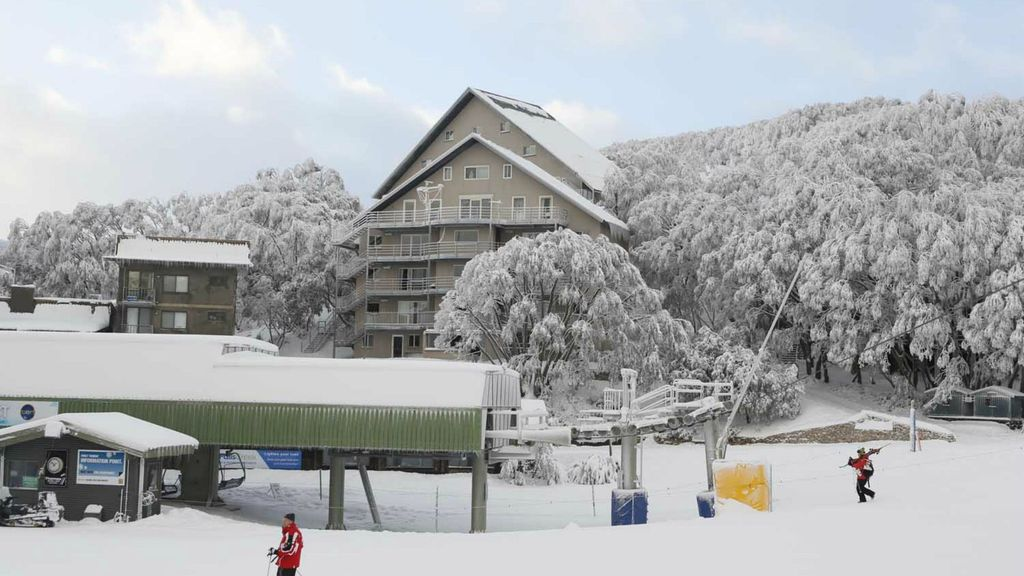 Les Chalets 20: A one bedroom home away from home
