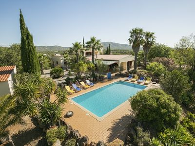 Photo for Villa With Private Pool Sleeps 8 / Free WiFi available!!