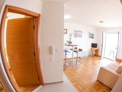 """Photo for """"Charme""""  apartment with sea view"""