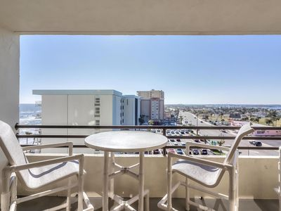 Photo for Clean/Well Furnished DBS Sand Dollar Condo, 2 BR, 2 Bath, Great Ocean/River View