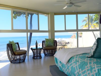 Photo for NEWLY REMODELED OCEAN FRONT FARALLON BEACH HOUSE!!!