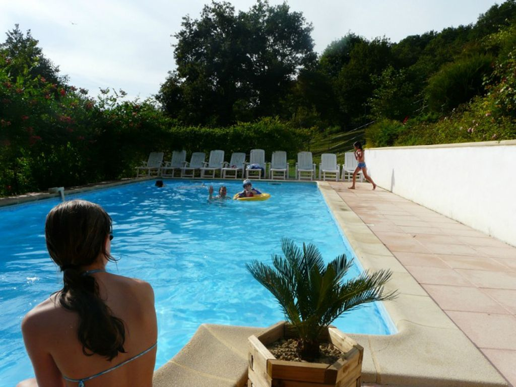 Basque Country  30mn From Biarritz  Holiday Chalets With Pool