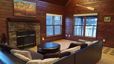 Welcome to our world of cabin living!