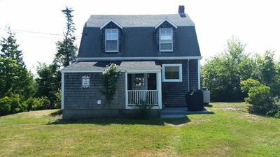 Photo for 3 Bedroom, 1.5 bathroom house located on quiet Washington Avenue on Bailey Island