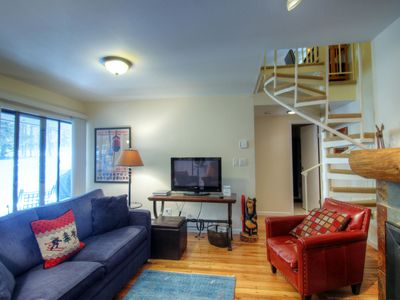 Photo for Cute 2 Bedroom Plus Loft Free Shuttle to Mountain House