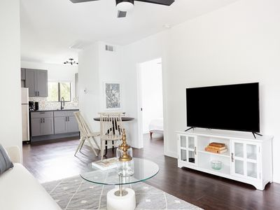 Photo for Sonder | Stanford | Bright 1BR + Balcony