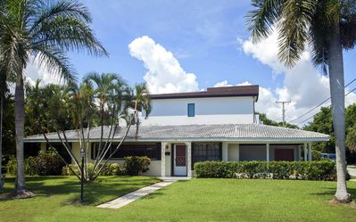 Photo for Walk to Beach, Cafes and Live Music from this 3BR, 2BA Delray Beach House