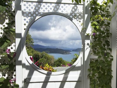 A cottage all  to yourself. Spellbinding views, gentle breezes,starry nights.