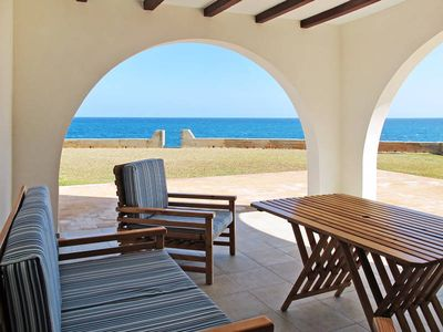 Photo for Apartment Vistamar  in Porto Colom, Majorca / Mallorca - 5 persons, 3 bedrooms