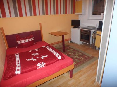 Photo for Klubertz Double Room - Apartments with Sauna-Wellness in a central location