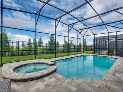 Photo for Imagine You and Your Family Renting this 5 Star Villa on Solara Resort, Orlando Villas 2872