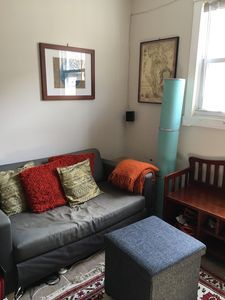 Photo for Lovely summer stay in heart of Brooklyn.  Perfect for families.