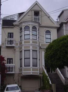 Photo for Charming Pacific Heights Victorian, Remodeled, Quiet Street