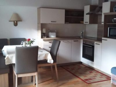 Photo for App. Hochalm with 1 o. 2 bedrooms / shower, WC, 2-6 P - Weinschreiber, Apart & Pension ***