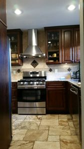 Photo for Luxurious town home on quite golf course, 3Bdr, 3Bth, 3 TVs, Pool Tbl, garage