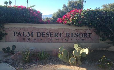 located in the oasis of Palm Desert Resort and Country Club