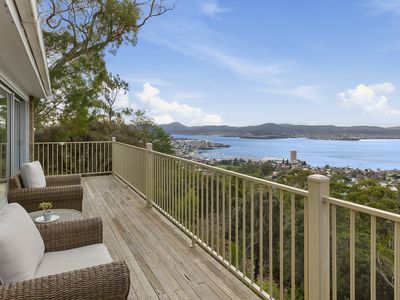 Photo for Spectacular Mount Nelson home with water views