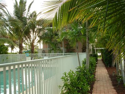 Photo for Turtle Bay Condos #1-D*LemonBay*Beach*Heated Pool*Boat Dock*Free Wi-Fi