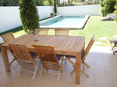 Photo for Beautiful House for 6 people with swimming pool - 5 min from Aix en Provence