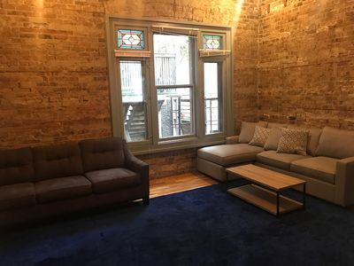 Photo for LINCOLN PARK 2 BEDROOM BY SHOPPING & RESTAURANTS
