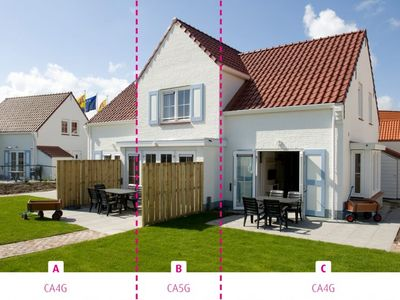 Photo for Semi-detached bungalow with floor heating