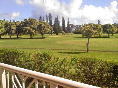Photo for Villas of Kamalii 8 Luxury Townhome with Panoramic Golf Course Views