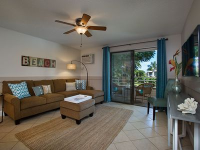 Photo for Quiet, Newly Renovated Condo Steps From Kamaole Beach III