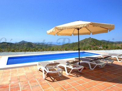 Photo for Villa with Magnificent Views