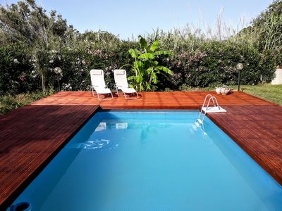 Photo for Cosy & spacious countryside Villa with Private Pool, Garden, near the Sea