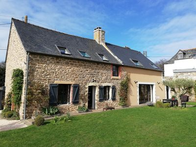 Photo for Charming house in St Malo (Paramé), sleeps 6-8
