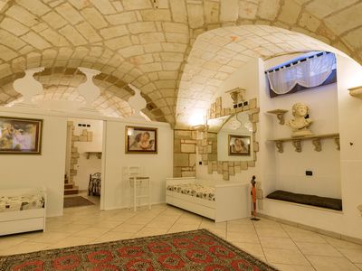 Photo for Rent Your Own Castle 2 Minutes From Otranto's Castle, Right On The Sea Walk