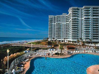 Photo for SALE - 2BR - Ocean Front - Savings of $378 for weeks of July 4 to 11 & 11 to 18