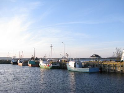 Photo for Quiet Home In Beautiful Fishing Village Of Port Medway