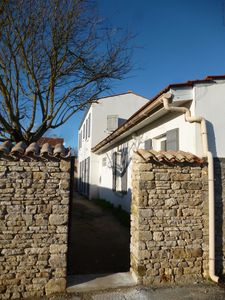 Photo for BEAUTIFUL FAMILY HOUSE IN THE VILLAGE OF ST GEORGES D'OLERON