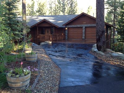 Welcome to your Home Away in Lake Tahoe.