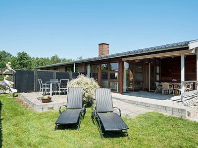 Photo for Lovely Holiday Home in Juelsminde with Terrace