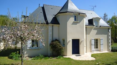 Photo for Magnificent house of character of 200 m2 close to Saumur and its vineyards