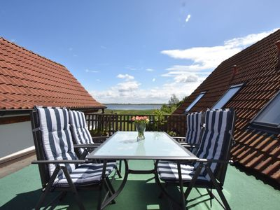 Photo for Zum Breitling - Ferienappartement with roof terrace and water view
