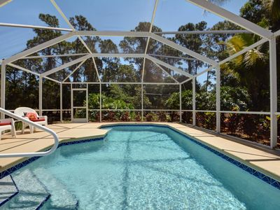 Photo for Beautiful And Relaxing Heated Pool Home 3/2