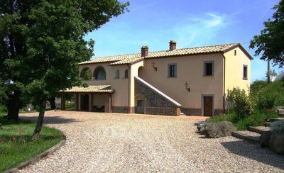Photo for LaPorcilaia Holiday heaven in the heart of Italy Large sunny  breathtaking views