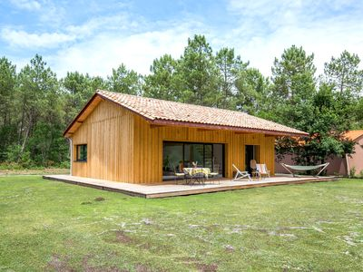 Photo for Nice house in the heart of the forest of Pyla