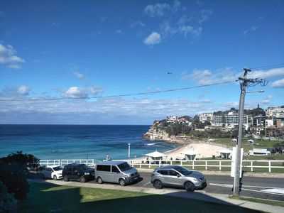 Photo for NTIRE BEACHSIDE ONE BEDROOM APARTMENT RIGHT ON BRONTE BEACH