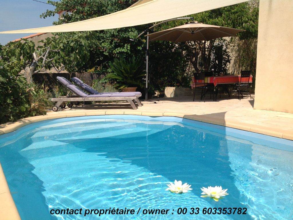 Perfect Allauch House Rental