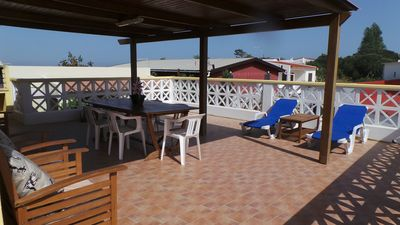 Photo for House for Holidays in Family on the Island of Armona