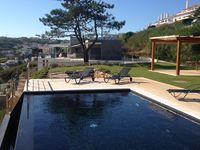 Great views, villa, pool