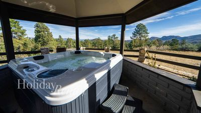 Photo for PAYSON HEIGHTS* - Nine Bedroom Chalet, Sleeps 24
