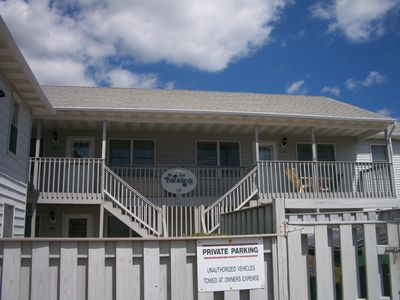 Photo for Seaside Heights Beach Block 3BR Condo across the street from boardwalk and beach